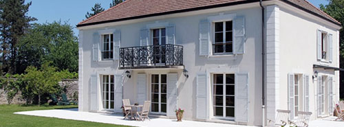 modell casa forma alu balkone pinterest. Black Bedroom Furniture Sets. Home Design Ideas